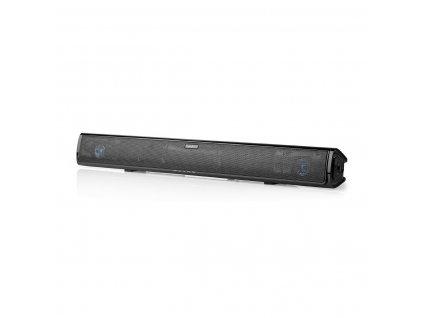 Nedis SPSB400BK soundbar 180 W, 6 repro, dálkový ovladač