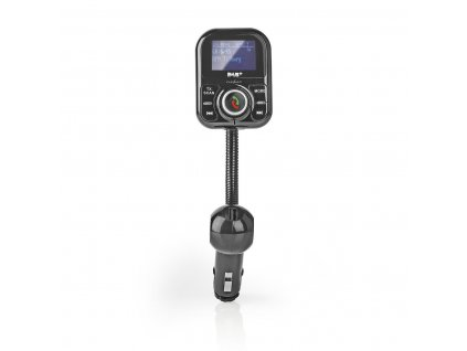 Nedis CATR300BK DAB+ / FM transmitter / Bluetooth® / microSD / handsfree do auta / 2 x USB