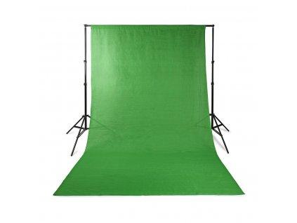 Nedis BDRP33GN fotopozadí, 2.95 × 2.95 m, zelená