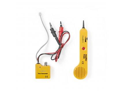 Nedis NWTG100YE tester kabelů, tónový generátor