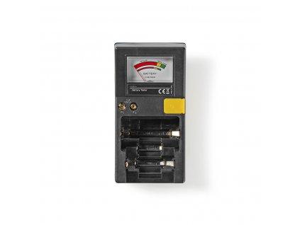 Nedis zkoušečka baterií AAA, AA, C, D, 9V, knoflíkové (BATE110)