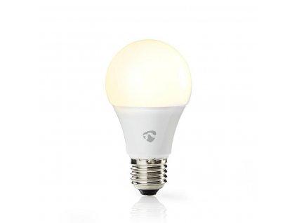 Nedis SmartLife chytrá LED žárovka E27 9W 800lm 2700 K (WIFILW11WTE27)