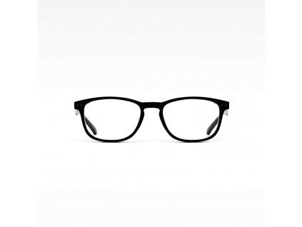 Z-ZOOM  brýle k PC redukující záření monitorů a LED displejů, dioptrie +0.0, barva matná černá (ZZM-04050)