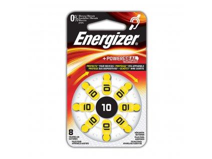 Energizer zinkovzduchová baterie PR70 1.4 V, 8 ks (EN-53542573400)