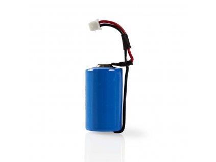 Náhradní lithiová baterie 3V/800mAh, 2pin (LOCKBLGB10BU)