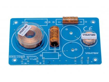 Frekvenční výhybka 8 Ohm Visaton, VS-HW2/70NG/8