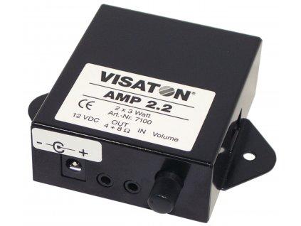Audiozesilovač AMP 2.2 6W, Visaton, VS-7100