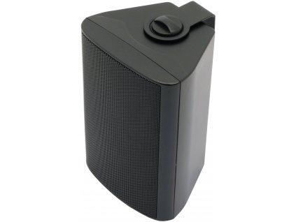 Dvoupásmový kompaktní reproduktor 8 Ohm 60 W, černý Visaton, VS-WB10B