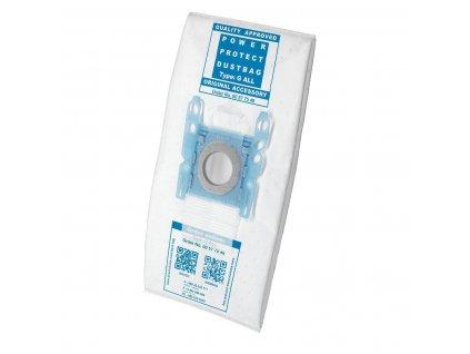 Bosch sáčky do vysavače typ G, 4ks + 1 mikrofiltr (577549)