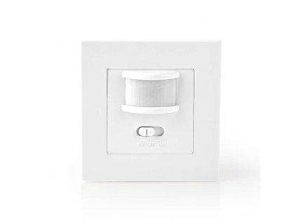 Nedis PIRII41WT detektor pohybu IR do krabičky vypínače, nastavitelný čas a okolní osvětlení