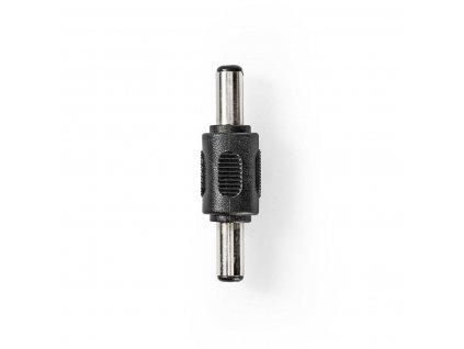 Nedis CCTV redukce DC zástrčka na DC zástrčka 5.5 x 2.1 mm, 5 ks (CCTVCM60BK5)