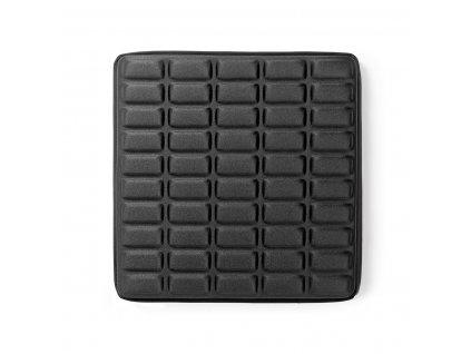 Nedis ERGOGSS100BK ergonomický gelový podsedák, černá