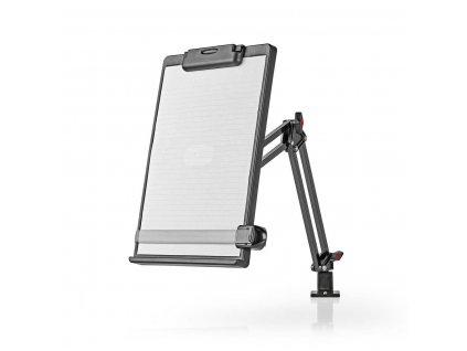 Nedis ERGOCH300BK ergonomický držák na předlohy, plně pohyblivý, montáž na stůl