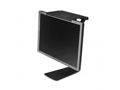 Nedis ERGOSTS100BK ergonomická vrchní police na monitor