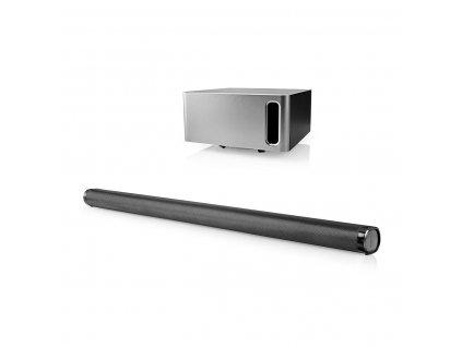 Nedis SPSB420BK soundbar 405 W, 2.1 subwoofer, Bluetooth®, dálkový ovladač