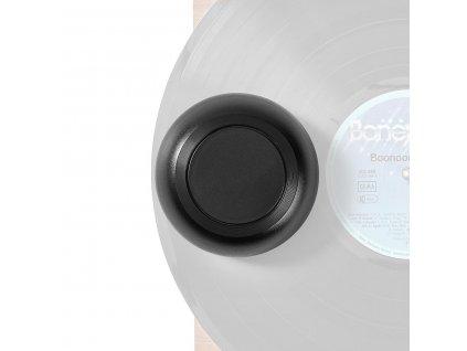 Nedis CLTT00BK antistatický čisticí štěteček na gramofonové desky