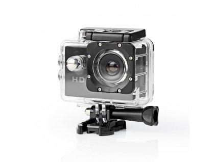 Nedis ACAM11BK HD 720p vodotěsná sportovní kamera