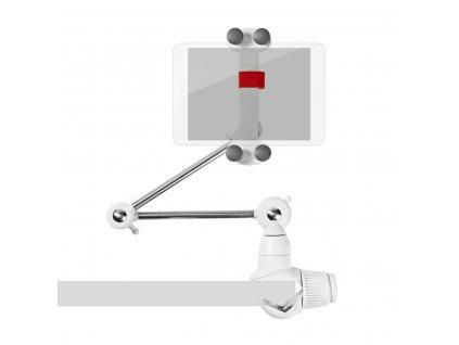 """Nedis TDMT111WT interaktivní držák tabletu 4 - 12"""", skládací rameno, 1 kg, plně nastavitelný"""