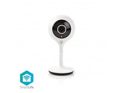 Nedis SmartLife chytrá IP kamera, HD 720p (WIFICI05WT)