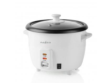 Nedis KARC10WT rýžovar 400 Wattů, 1 l, bílá