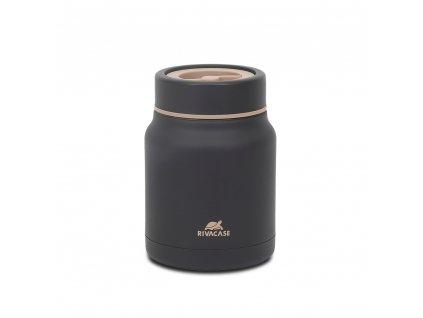 Riva Case 90331 termoska na jídlo a nápoje 0,5l, černá