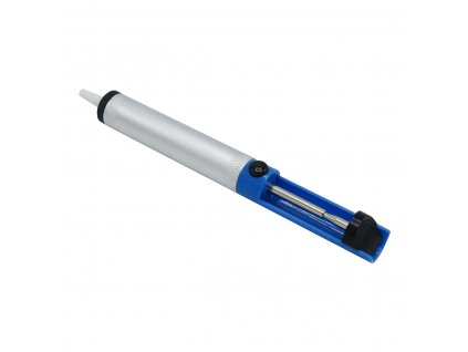 Hliníková mechanická odsávačka cínu 200 mm (RND 560-00193)