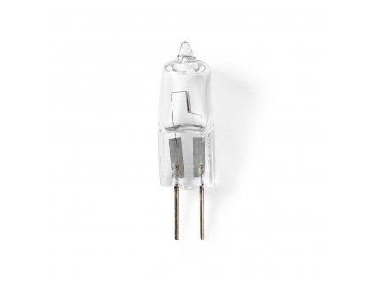 Nedis halogenová žárovka G4 230V 10W 105lm 2800K, 2ks (HALG4CAP2)