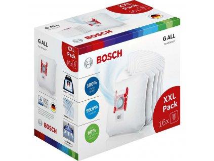 Bosch BBZ16GALL sáčky do vysavače typ G, 16ks