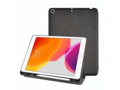 """Nedis flipové výklopné pouzdro pro Apple iPad 10.2"""" 2019, šedé (TCVR20006GY)"""