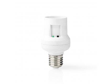 Nedis RFLFI110E27WT patice pro žárovku s vestavěným bezdrátovým přijímačem, E27, 100W