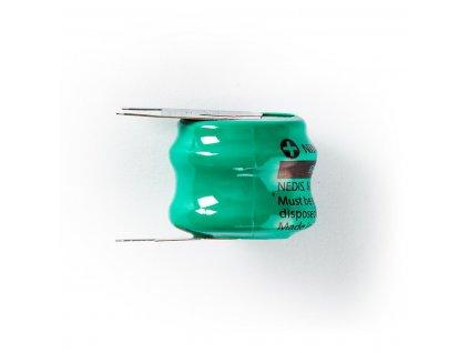 Akumulátor NiMH 2.4V/80mAh do DPS (BANM160SC2)