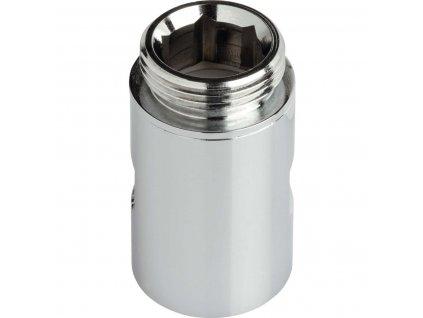 Anti-Limescale Water Device Silver