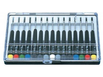 Sada 15 šroubováků pro jemnou mechaniku, ASS-5151