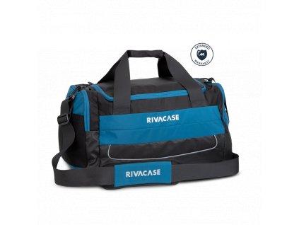 Riva Case 5235 cestovní a sportovní taška objem 30l,  modročerná