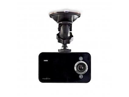 "Nedis DCAM06BK kamera do auta, 1280x720, HD 720p, 2.4"" displej,  zorný úhel 60°"