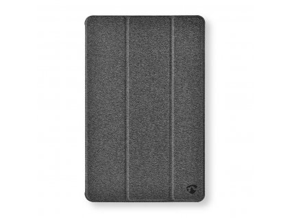 Nedis flipové výklopné pouzdro pro Samsung Galaxy Tab S6 Lite, šedé (TCVR10004GY)