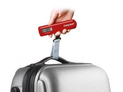 BEPER UT200 R elektronická váha na zavazadla