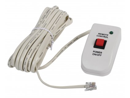 Dálkový ovladač pro měniče napětí HQ, HQ-INV-RC