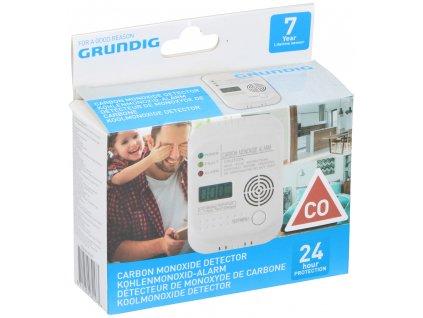 Grundig 07217 detektor oxidu uhelnatého