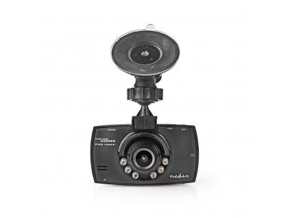 "Nedis DCAM11BK Full HD kamera do auta, 1080p, 2.7"" displej, zorný úhel 120°"