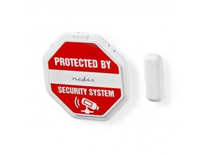 Nedis ALRMD20WT dveřní / okenní alarm s magnetickým snímačem