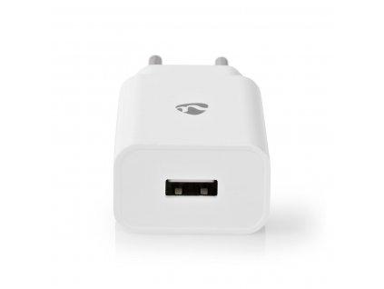 Nedis WCHAU212AWT USB napájecí adaptér 2.1 A / bílá