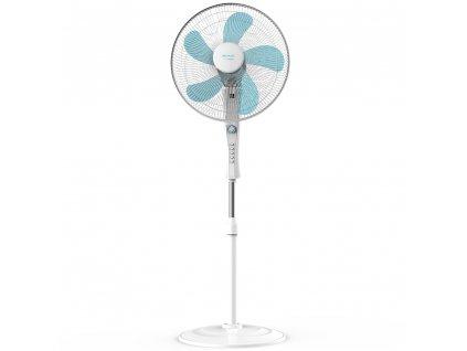 Cecotec ForceSilence 520 Power White stojanový ventilátor