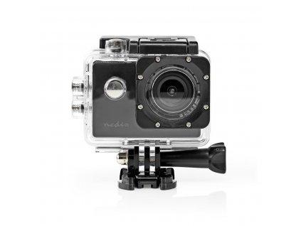 Akční Kamera   1080p@30fps   12 MPixel   Vodotěsné do: 30.0 m   90 min   Včetně držáků   Černá