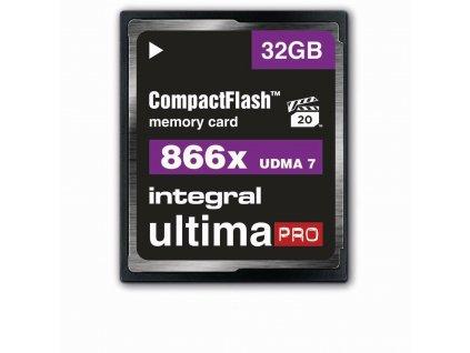 CompactFlash Paměťová Karta 32 GB