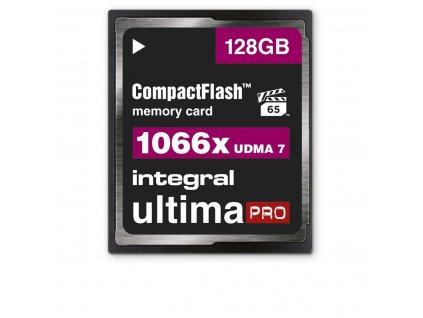 CompactFlash Paměťová Karta 128 GB