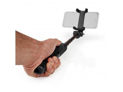 Nedis SEST250BK selfie tyč / stativ s odnímatelnou bezdrátovou spouští Bluetooth 4.2