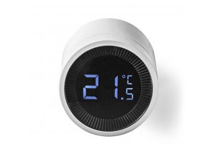 Nedis chytrá termostatická hlavice ZigBee (ZBHTR10WT)