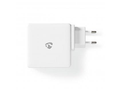 Nedis WCPD65W105WT 65 W USB nabíjecí adaptér 3.25 A / USB-C PD Power Delivery / bílá