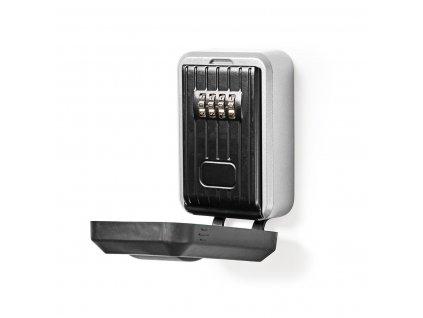 Nedis KEYCC02BK bezpečnostní schránka na klíče, mechanické heslo, nástěnná